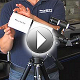 Features of the Orion ShortTube 80-T Refractor Telescope